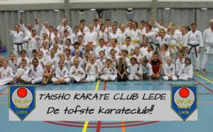 Taisho Karate Club Lede. De tofste Karateclub!!!