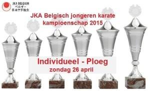 JKA Belgisch kampioenschap jongeren