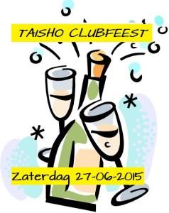 Taisho-Clubfeest