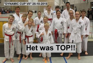 The Dynamic Karate Cup 2015