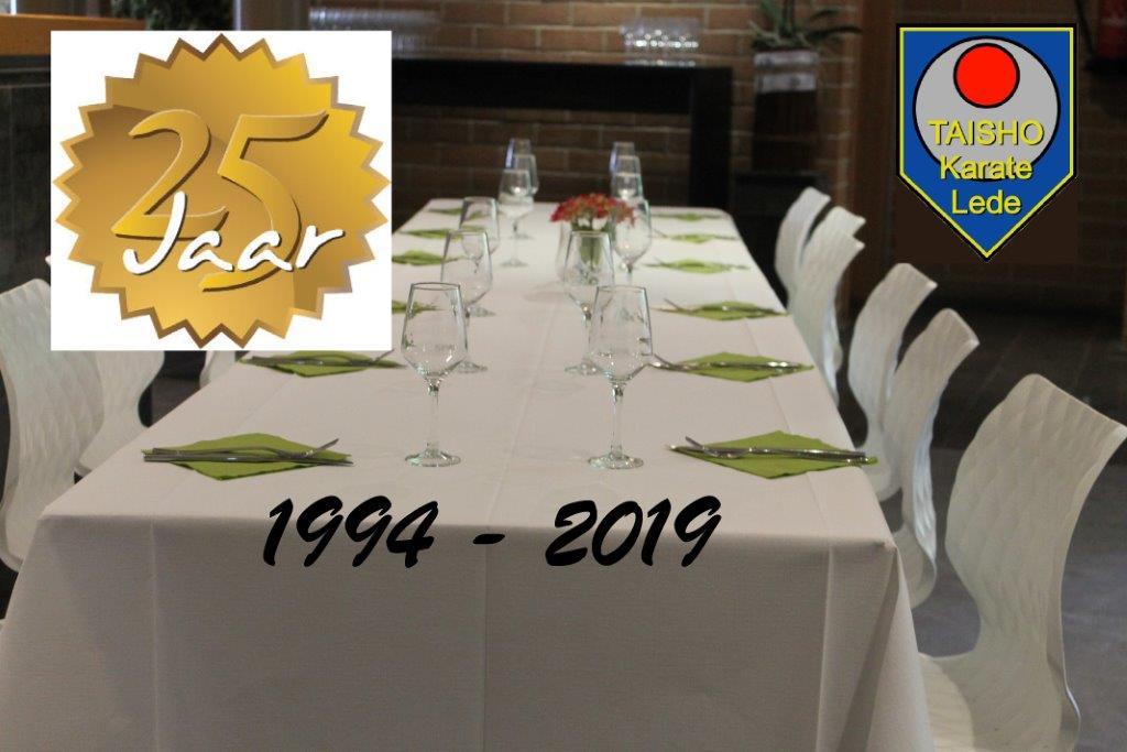 Clubfeest Taisho Lede 2019
